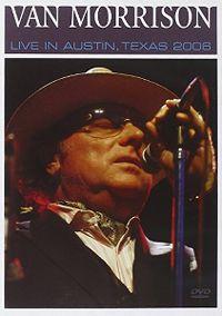 Cover Van Morrison - Live In Austin, Texas 2006 [DVD]